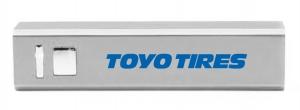 Toyo tires - Powerbank Metal Silver