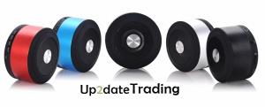 Bluetooth speakers in verschillende kleuren